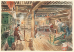 Výstava prací lidových řezbářů s názvem Z voňavého polínka...