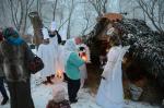 Přivítání adventu v Lesoparku Na Sluneční v Příchovicích