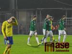 Utkání Fortuna ligy FK Jablonec - FC Fastav Zlín