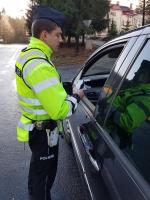Dopravně preventivní akce zaměřená na kontrolu reflexních vest