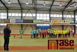 Mezikrajové utkání mladšího žactva v atletice 2018
