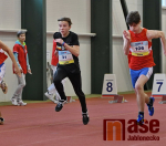 Vítězné mladší žactvo Libereckého kraje v atletickém utkání