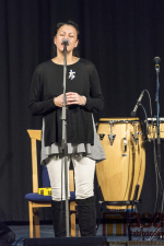 Koncert tramp-folkové kapely Větrno v tanvaldském kině