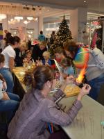 České vánoce v Palace Plus navštívilo 1600 lidí