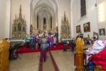 Obrazem: Vánoční koncert ZUŠ Tanvald v kostele Františka z Assisi