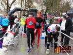 Silvestrovský běh v Jablonci 2018