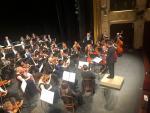 Filharmonie Hradec Králové na novoročním koncertu
