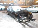 Nehoda v prostoru jablonecké křižovatky ulic Budovatelů a Liberecká