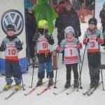 Mladí lyžaři rozběhli pohár krajského svazu Liberecka