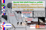 Jizerský klub lyžařů pořádá v Desné závody ve skoku na lyžích