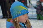 Třetí kolo krajského poháru žactva vě běhu na lyžích ve Vysokém nad Jizerou