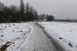 Plánovaná silnice do Průmyslové zóny Jih