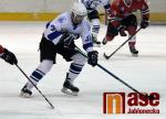 Utkání 2. hokejové ligy HC Vlci Jablonec - HC Klatovy