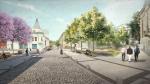 Hlavatí Architekti - Poštovní ulice v Jablonci