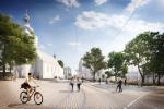 Projektil Architekti - Anenské náměstí v Jablonci