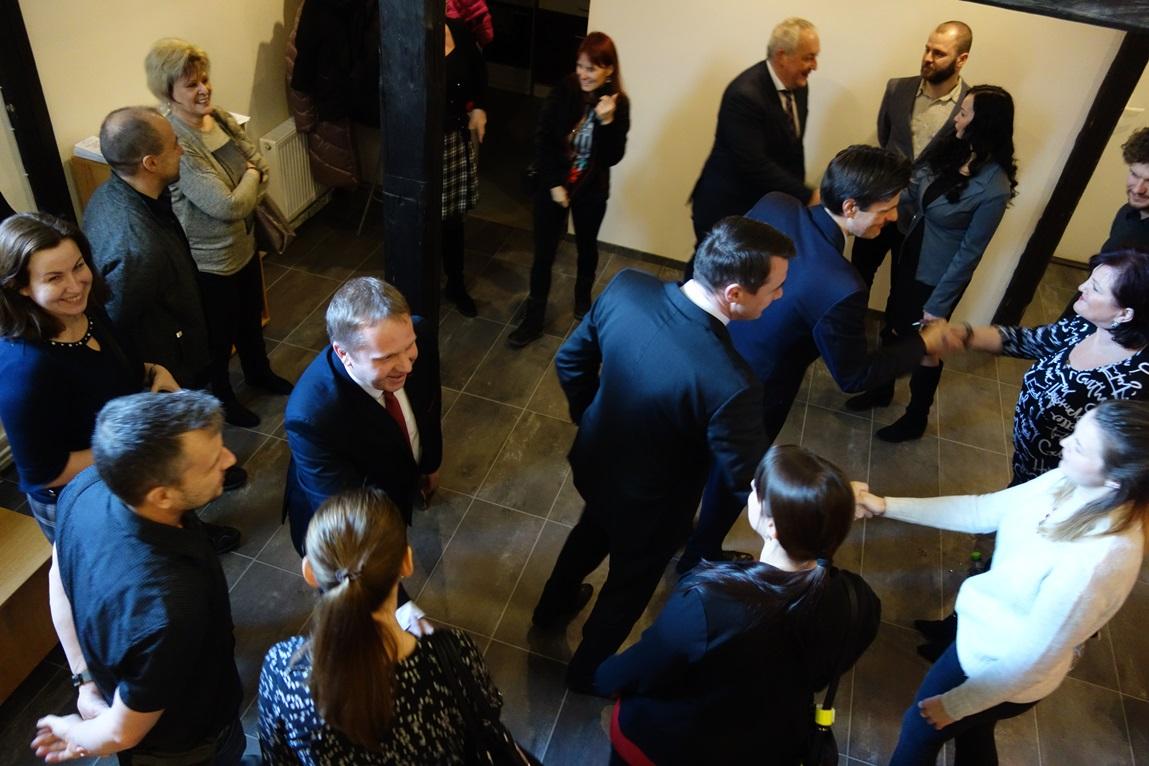 Otevření Domu humanity Liberec