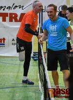 V Jablonci se hrála premiéra ve volejbale sedících