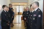 Otevřeli nové Oddělení hlídkové služby v Jablonci nad Nisou
