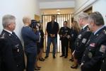 Otevření nově vzniklého Oddělení hlídkové služby v Jablonci nad Nisou