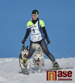 Mistrovství republiky v závodech psích spřežení 2019 v Zásadě