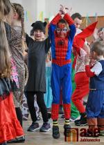 Dětský karneval v Kokoníně 2019