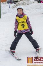 Poháru běžce Tanvaldu, závod ve slalomu O Maškovy vánočky