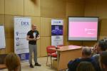 Otevřeli DEXIC µFabLab a představili program pro studenty