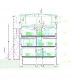 Vizualizace sanace budovy COV v Jablonci nad Nisou