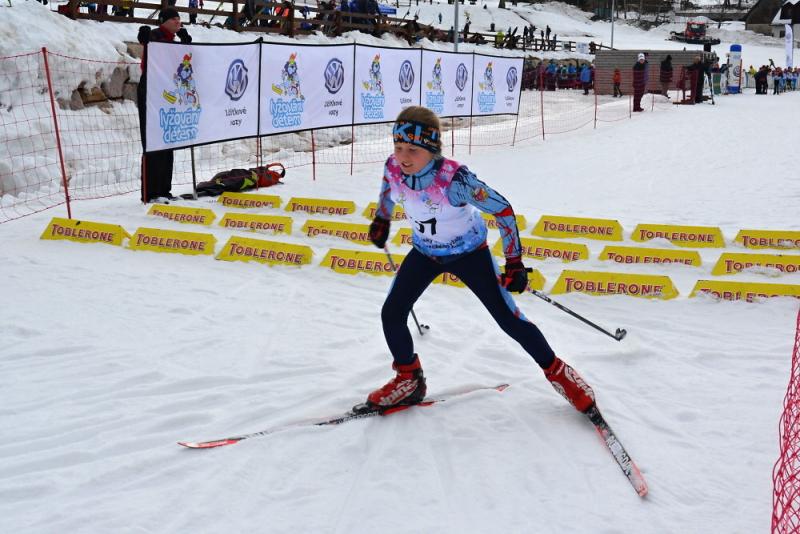 Skicross v Bedřichově<br />Autor: Archiv KÚ Libereckého kraje