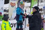 Skicross v Bedřichově