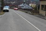 Řidiče v Železném Brodě přemohl mikrospánek, narazil do svodidla