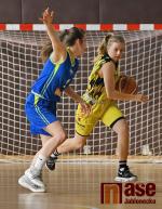 Basketbalistky Bižuterie skončily na 7. místě v I. lize