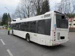 Kontroly řidičů autobusů na Jablonecku