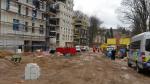 Policejní kontroly staveb v souvislosti s nelegálním zaměstnáváním cizinců
