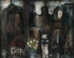 Josef Jíra – Maloskalský Pantheon, olej na plátně; soukromá sbírka 2003