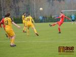 Divizní utkání Jiskra Mšeno - FK Přepeře