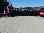 Hasičský workshop Organizace a řízení zásahů jednotek v Polsku, který se konal v Janově nad Nisou