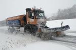 Zimní údržba společností Silnice LK