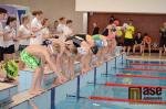 Mistrovství České republiky v aquatlonu se konalo v Jablonci