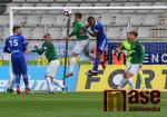 Fotbalové utkání 1. ligy FK Jablonec - FC Baník Ostrava