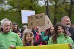Mezinárodní protest na česko-polsko-německém Trojzemí