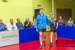 Čtvrtfinále extraligy ve stolním tenise SKST Euromaster Liberec - TJ Ostrava KST