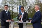 Společné členství v Evropské unii oslavil Liberecký kraj spolu s polskými a německými sousedy