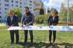 Nové dětské hřiště otevřeli u jablonecké přehrady