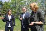 Otevření nového dětského hřiště v Jablonci nad Nisou