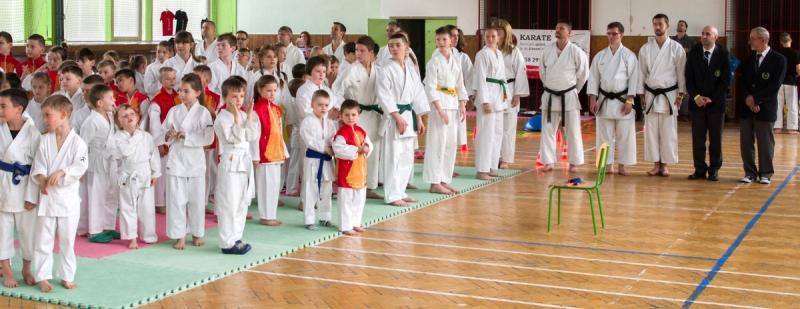 Turnaj Slavia cup v karate