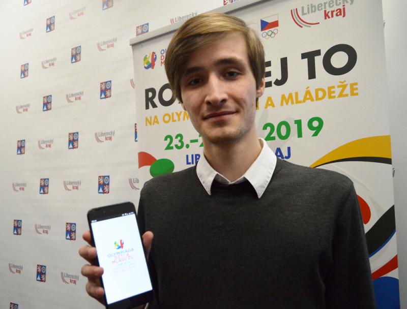 Aplikace ODM 2019_Filip Čacký, SPŠSE a VOŠ Liberec