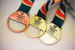 Medaile pro ODM 2019