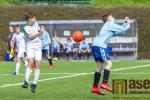 Obrazem: V krajském přeboru st.žáků  zdolaly Velké Hamry  FK Jablonec