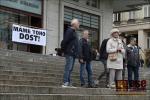 Demonstrace Milion chvilek pro demokracii v Jablonci nad Nisou